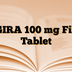 EGIRA 100 mg Film Tablet