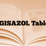 EGISAZOL Tablet