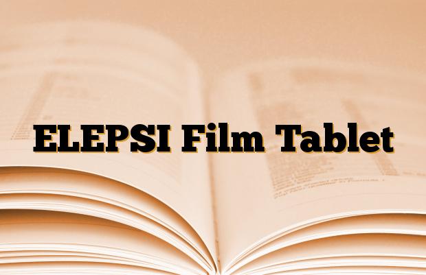 ELEPSI Film Tablet