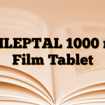 EPILEPTAL 1000 mg Film Tablet