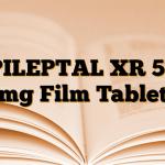 EPILEPTAL XR 500 mg Film Tablet