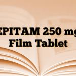 EPITAM 250 mg Film Tablet