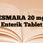 ESMARA 20 mg Enterik Tablet
