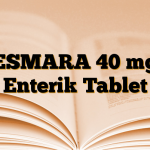 ESMARA 40 mg Enterik Tablet