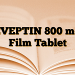 EVEPTIN 800 mg Film Tablet