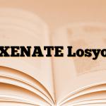 EXENATE Losyon