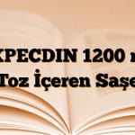 EXPECDIN 1200 mg Toz İçeren Saşe