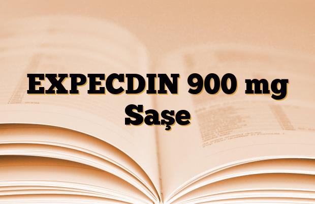 EXPECDIN 900 mg Saşe