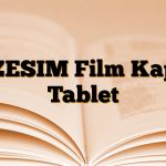 EZESIM Film Kaplı Tablet