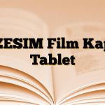 EZESIM Film Kaplı Tablet