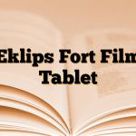 Eklips Fort Film Tablet