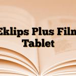 Eklips Plus Film Tablet