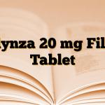 Elynza 20 mg Film Tablet