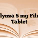 Elynza 5 mg Film Tablet
