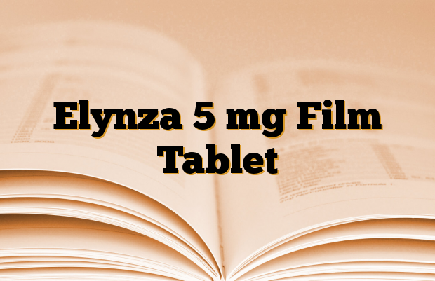 Elynza 5 mg Film Tablet