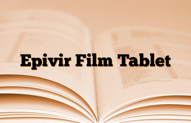 Epivir Film Tablet