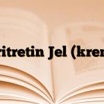 Eritretin Jel (krem)
