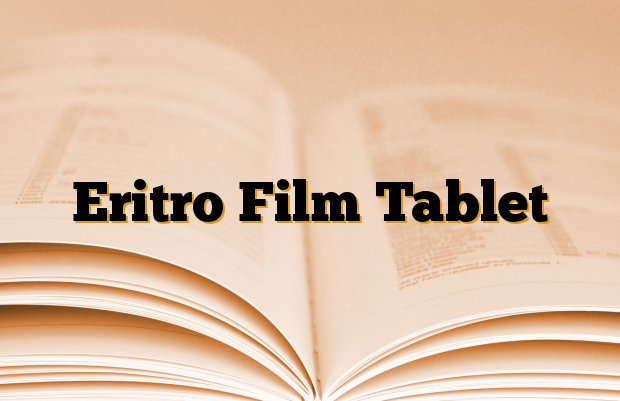 Eritro Film Tablet