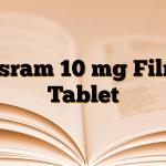 Esram 10 mg Film Tablet
