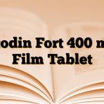Etodin Fort 400 mg Film Tablet