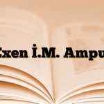 Exen İ.M. Ampul