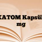 FIXATOM Kapsül 60 mg