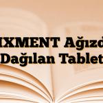 FIXMENT Ağızda Dağılan Tablet