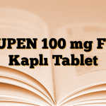 FLUPEN 100 mg Film Kaplı Tablet