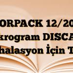FORPACK 12/200 mikrogram DISCAIR İnhalasyon İçin Toz