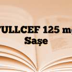 FULLCEF 125 mg Saşe