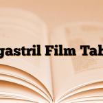 Fagastril Film Tablet