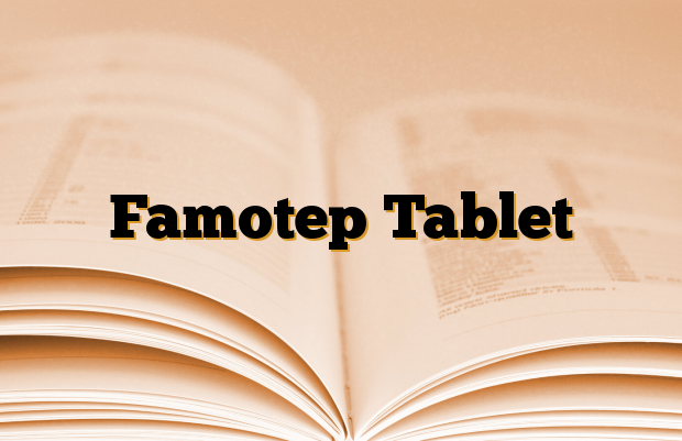 Famotep Tablet
