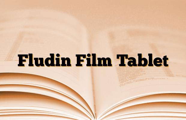 Fludin Film Tablet