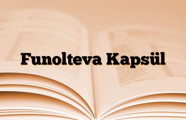 Funolteva Kapsül