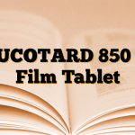 GLUCOTARD 850 mg Film Tablet