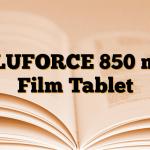 GLUFORCE 850 mg Film Tablet