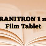 GRANITRON 1 mg Film Tablet
