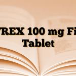 GYREX 100 mg Film Tablet