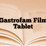Gastrofam Film Tablet