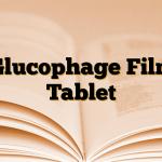 Glucophage Film Tablet