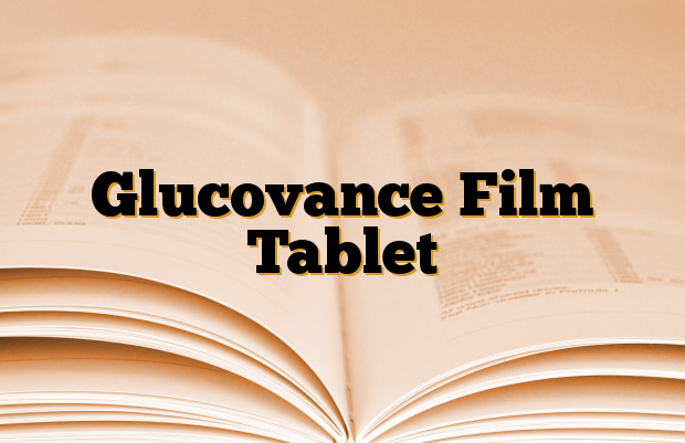 Glucovance Film Tablet