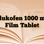 Glukofen 1000 mg Film Tablet