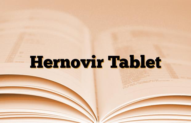 Hernovir Tablet