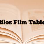 Hilos Film Tablet