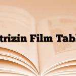 Hitrizin Film Tablet