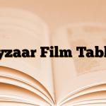 Hyzaar Film Tablet