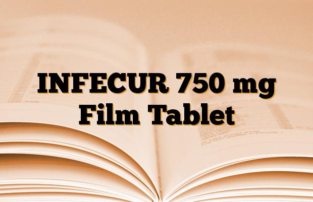 INFECUR 750 mg Film Tablet