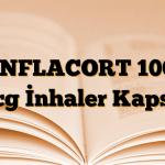 INFLACORT 100 mcg İnhaler Kapsül