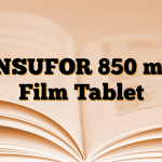 INSUFOR 850 mg Film Tablet