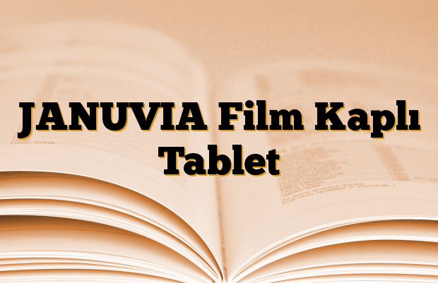 JANUVIA Film Kaplı Tablet
